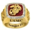 US Marine Ring Corps