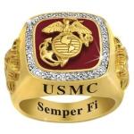 US Marine Corps Ring