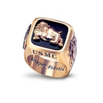 US Marines Men's Ring
