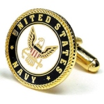 US Navy Cufflinks