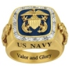 US Navy Ring
