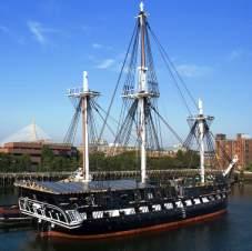 USS Constitution - Boston, Massachusetts