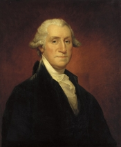 Vaughan Portrait by Rembrandt Peale