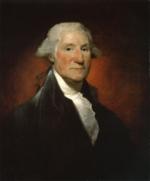 George Washington Vaughan Portrait by Gilbert Stuart