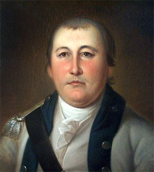William Washington by Rembrandt Peale