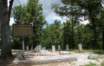 Battle of Kettle Creek Battlefield