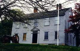 General Nathanael Greene home - Coventry, Rhode Island