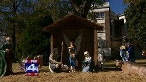 Nativity Scene, Athens, Texas