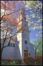 St. John's Church, Richmond, Virginia, Patrick Henry's church