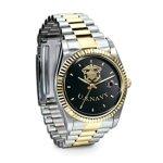 Stainless Steel US Navy Men's Watch