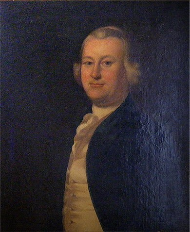 James Otis by Joseph Blackburn
