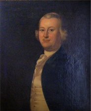 James Otis by John Singleton Copley