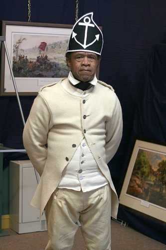 1st Rhode Island Regiment Uniform