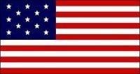 USS Ranger Flag