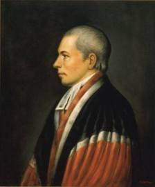 Governor and Justice William Paterson by James Sharples