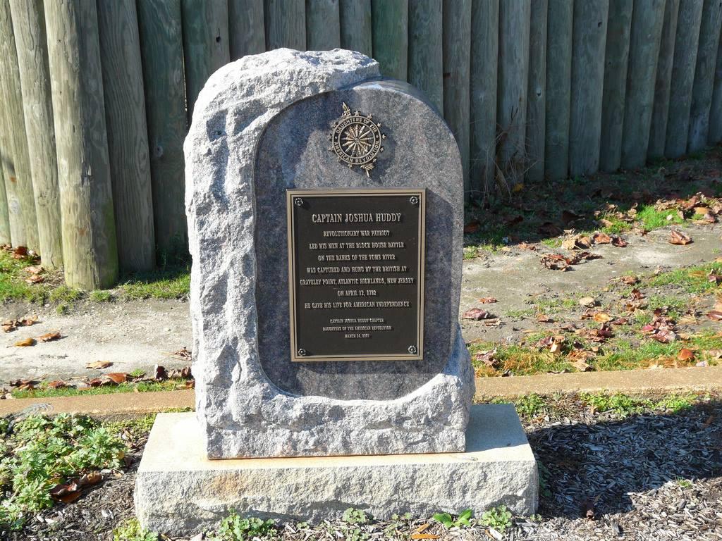 Captain Joshua Huddy Memorial