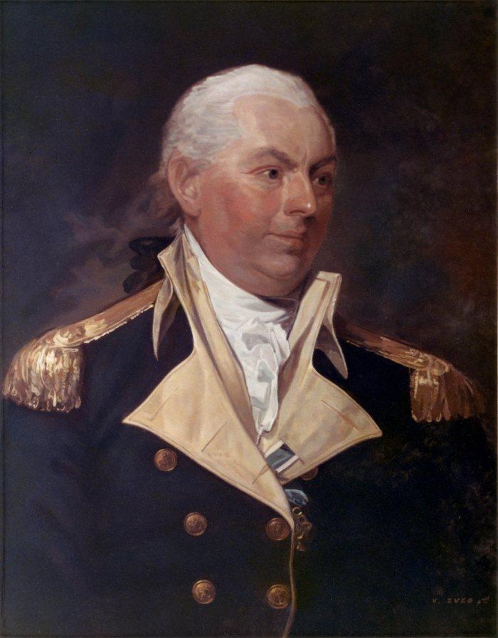 Commodore John Barry