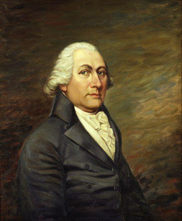 John Langdon by Hattie Elizabeth Burdette