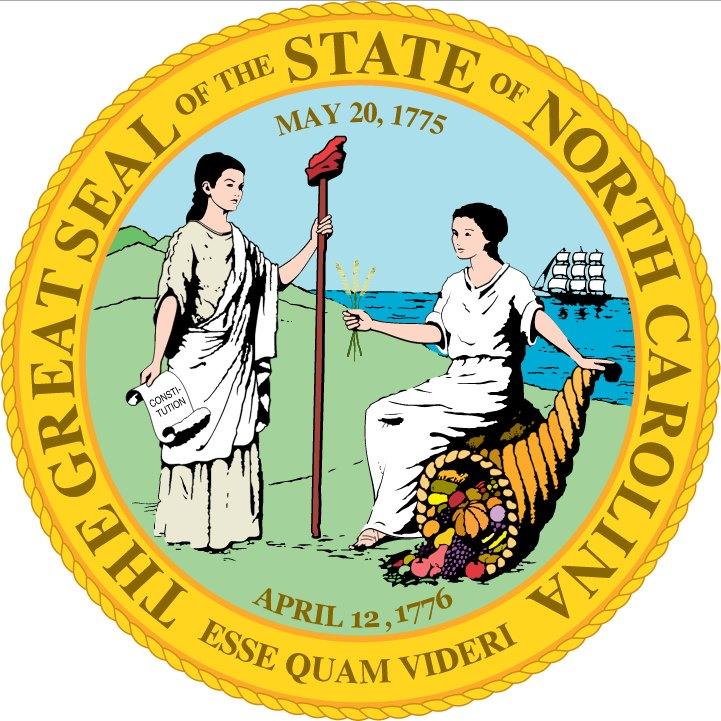 Great Seal of North Carolina