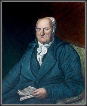 Elias Boudinot by Thomas Sully
