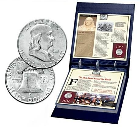 Patriotic Coins