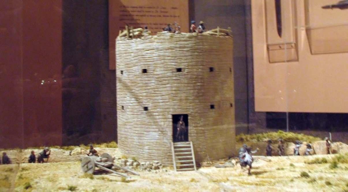 Fort San Carlos, Battle of Saint Louis, 1780