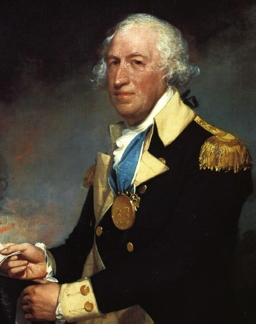 Major General Horatio Gates by Gilbert Stuart