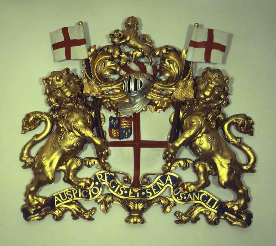 Emblem of the British East India Company