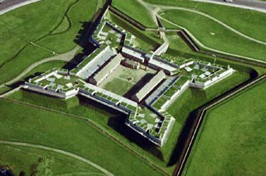 Fort Stanwix at Rome, New York