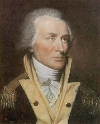 Brigadier General Thomas Sumter by Rembrandt Peale