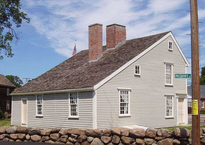 John Quincy Adams birthplace, Quincy, Massachusetts