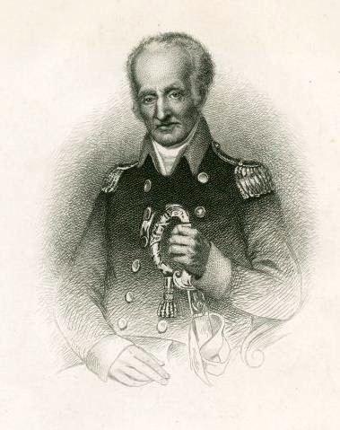Colonel Return Jonathan Meigs, Sr.
