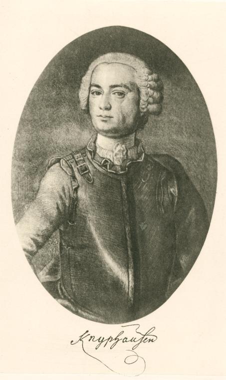 Lt. Gen. Wilhelm von Knyphausen