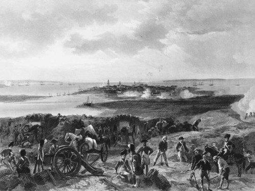 Siege of Charleston, 1780