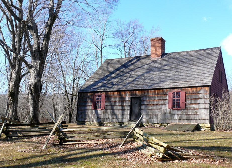 Wick House, Morristown, New Jersey