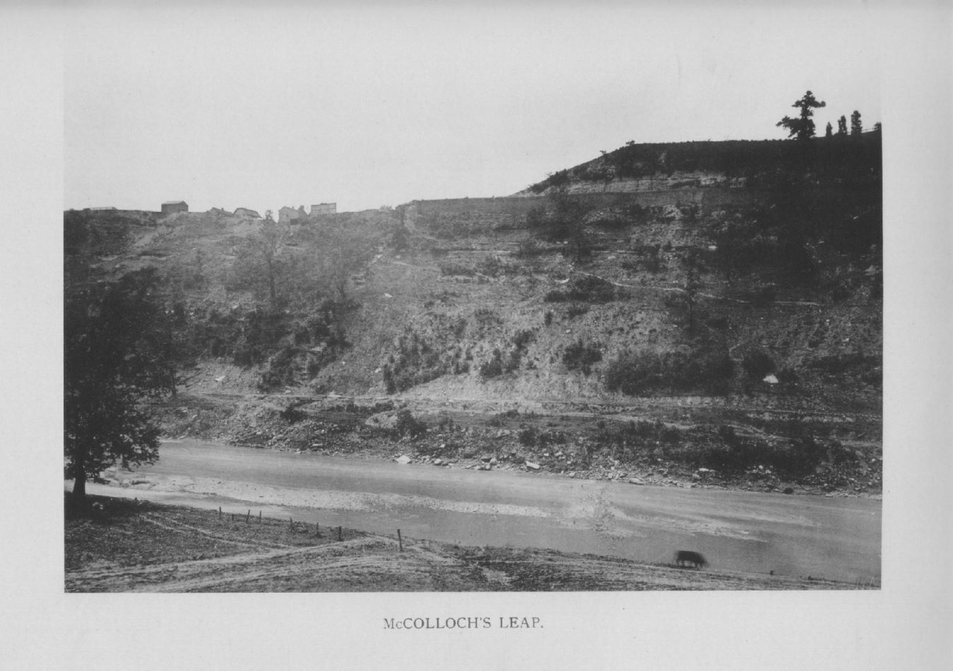 McCulloch's Leap, Wheeling, West Virginia