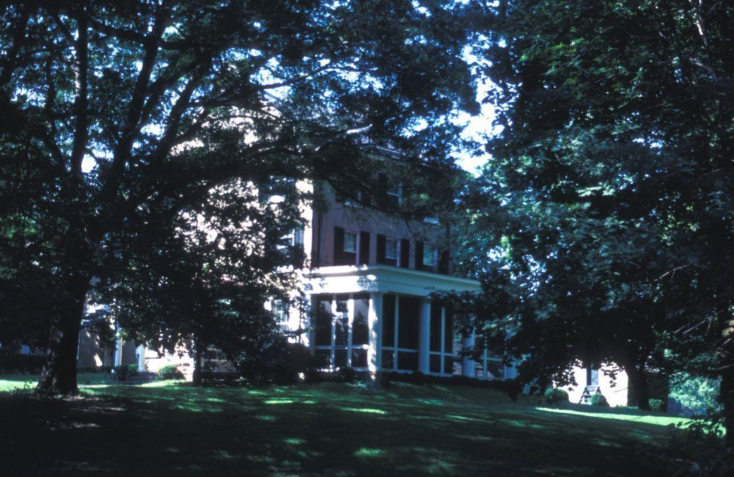Thomas Cooch House, Newark, Delaware