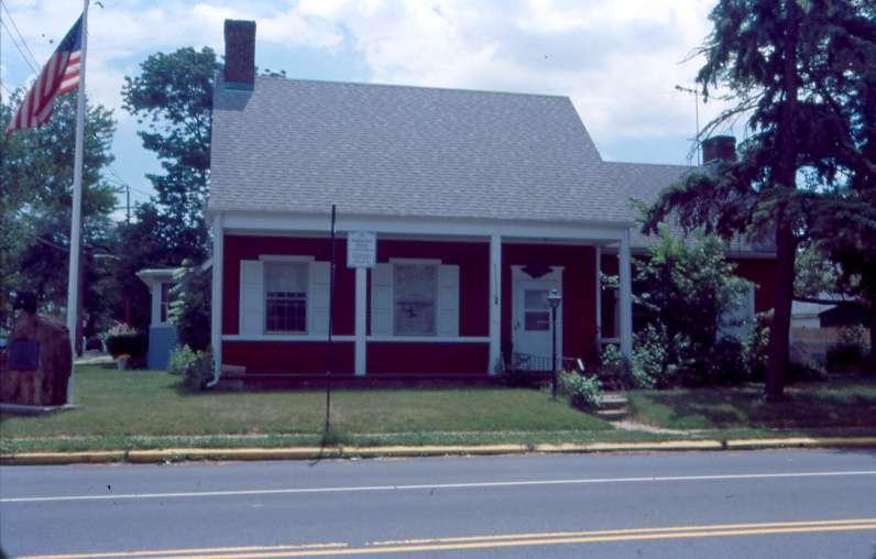 Abraham Clark House
