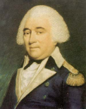Major General Anthony Wayne by James Sharpless
