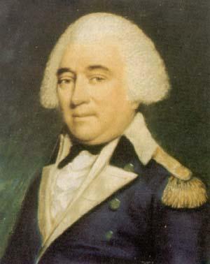 Major General Anthony Wayne by James Sharpless