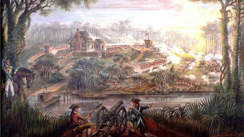 Assault on Fort Granby