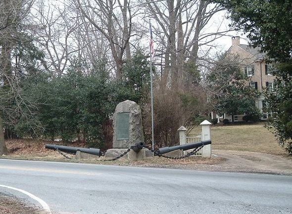 Battle of Cooch's Bridge Memorial, Newark, Delaware