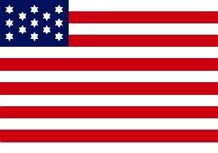 Bauman Yorktown Flag