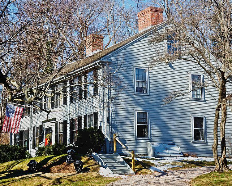 Benjamin Lincoln House, Hingham, Massachusetts