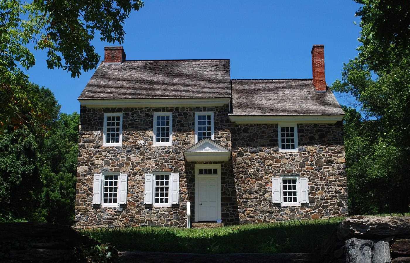 Benjamin Ring House, Chadd's Ford, Pennsylvania