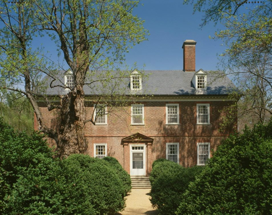 Berkeley Plantation, Home of Benjamin Harrison