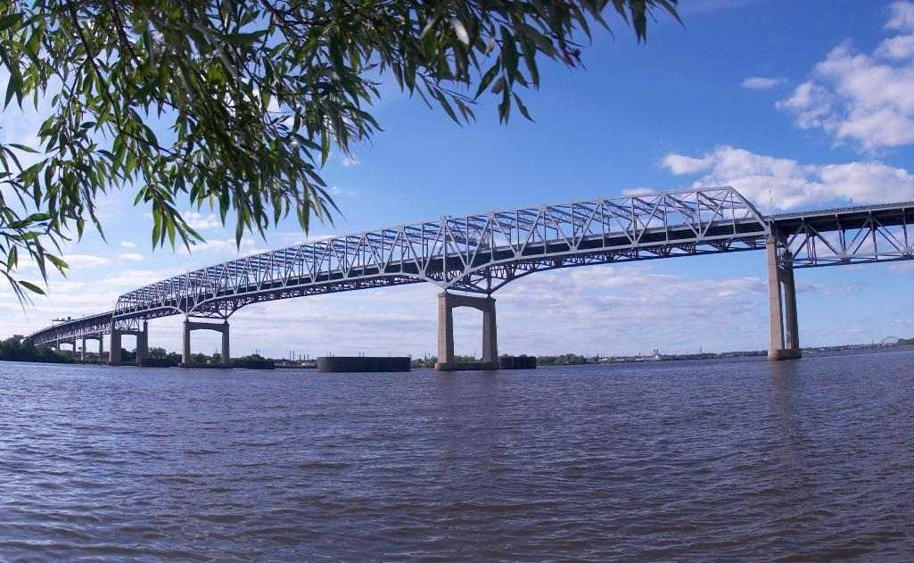 Betsy Ross Bridge, Philadelphia