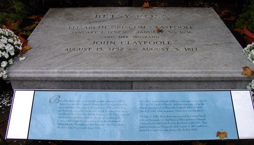 Betsy Ross Grave