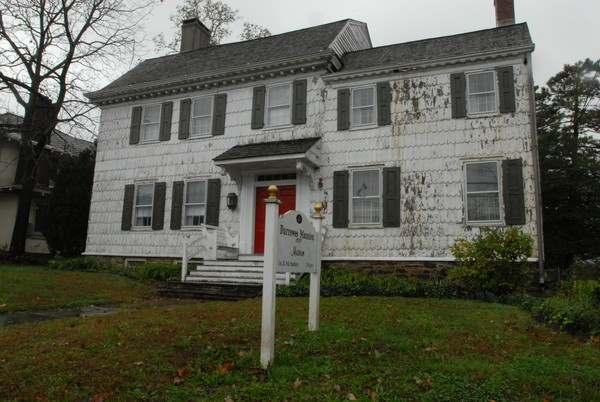 Burrowes Mansion