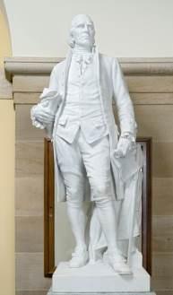 Caesar Rodney statue, Statuary Hall, US Capitol